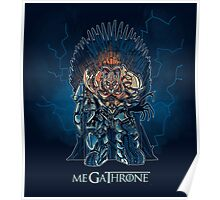 MegaThrone Poster