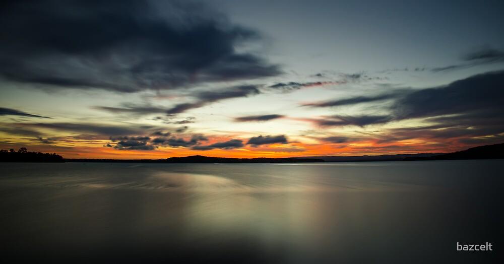 Swansea sunset zones by bazcelt