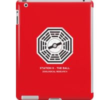 Station 9 - The Ball iPad Case/Skin