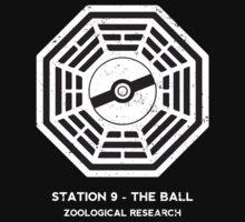 Station 9 - The Ball Kids Tee