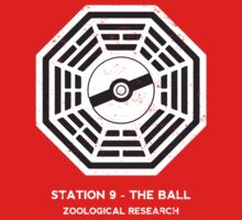 Station 9 - The Ball Baby Tee