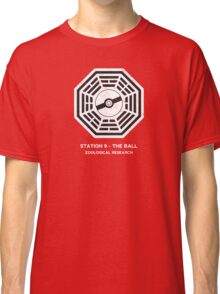 Station 9 - The Ball Classic T-Shirt