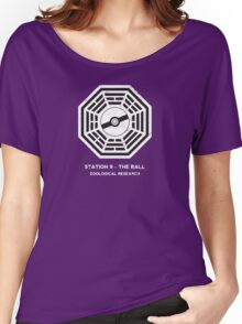 Station 9 - The Ball Women's Relaxed Fit T-Shirt