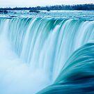 Niagara Falls Waterfall by Silken Photography