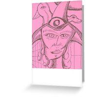 priestess Greeting Card