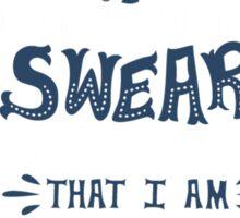 Solemnly Swear Sticker