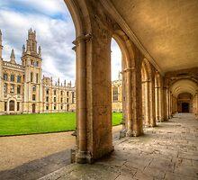 Oxford University - All Souls College 2.0 by Yhun Suarez