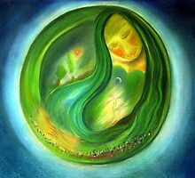 mother earth III by anniebart