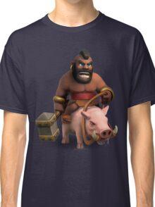 Hog Rider Art Classic T-Shirt