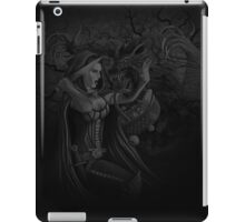 Red Riding Hood (dark) iPad Case/Skin