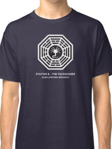 Station 8 - The Facehugger Classic T-Shirt