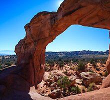 Broken Arch by Silken Photography