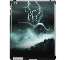 Summoning the Kraken iPad Case/Skin