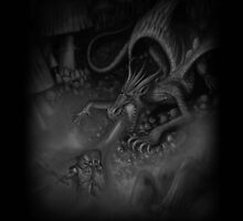 Dungeons and Dragons (dark) by robgould1972