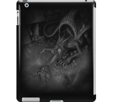 Dungeons and Dragons (dark) iPad Case/Skin