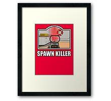 Spawn Killer Framed Print