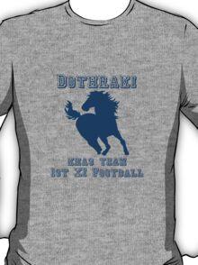 Dothraki 1st XI Football T-Shirt
