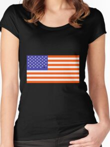 Universal Unbranding - Barack Obama Women's Fitted Scoop T-Shirt