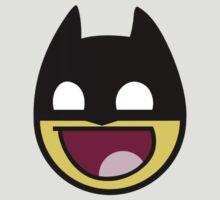 Awesome Face Batman by darkcloud57