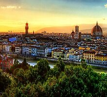 Florence, Italy by Robyn Carter
