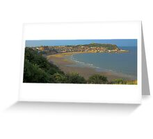 Scarborough South Bay Greeting Card