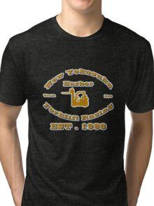 Shenmue, Forklift Racing Tri-blend T-Shirt