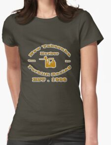 Shenmue, Forklift Racing Womens Fitted T-Shirt