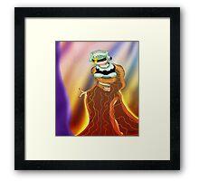 Anne Droid  Framed Print