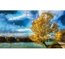 December Tree Photographic Print