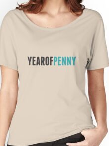 Year of Penny Women's Relaxed Fit T-Shirt