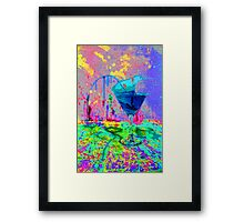 Drink of your Dreams Framed Print