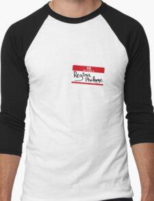 Hi, I'm Regina Phalange Men's Baseball ¾ T-Shirt