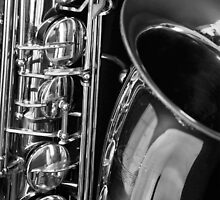 Tenor Sax by Dan Edwards