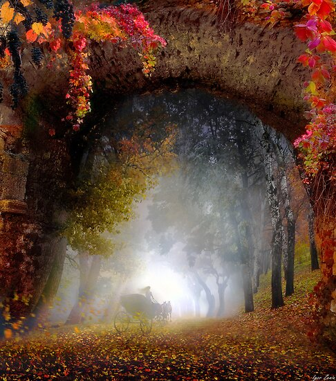 Departure by Igor Zenin