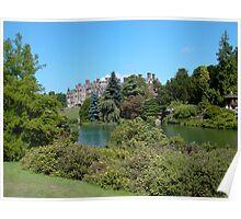 Sandringham House & Gardens  Poster