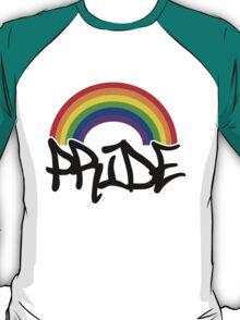 Gay Pride Rainbow T-Shirt