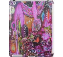 Night Canopy Courting Reproduction of Original Artwork iPad Case/Skin