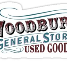 Woodbury General Store Sticker