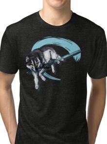 Great Grey Wolf Sif Tri-blend T-Shirt