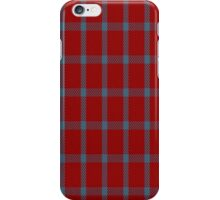 00940 Wilson's No. 138 Fashion Tartan Fabric Print Iphone Case iPhone Case/Skin