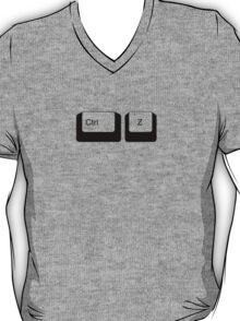 Ctrl Z T-Shirt