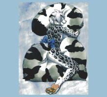 Snow Leopard Boy T-Shirt