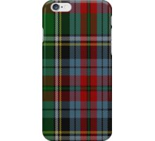 00944 Wilson's No. 152 Fashion Tartan Fabric Print Iphone Case iPhone Case/Skin