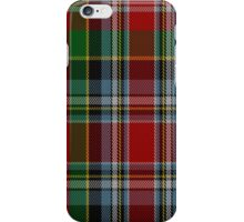 00946 Wilson's No. 156 Fashion Tartan Fabric Print Iphone Case iPhone Case/Skin