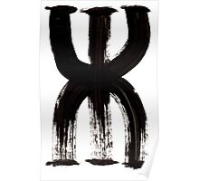 Macromannic Runes K Gilch 003 Poster