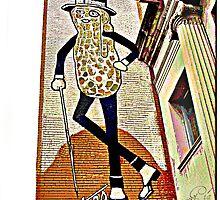 """"""" Mr. Peanut """" by Gail Jones"""