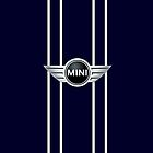 Mini Cooper Cosmic Blue by N1K0VE