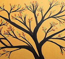 Tree branches by maggie326