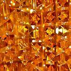 Orange Beads by K. Abraham