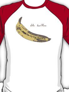Community Warhol Junkie Banana T-Shirt